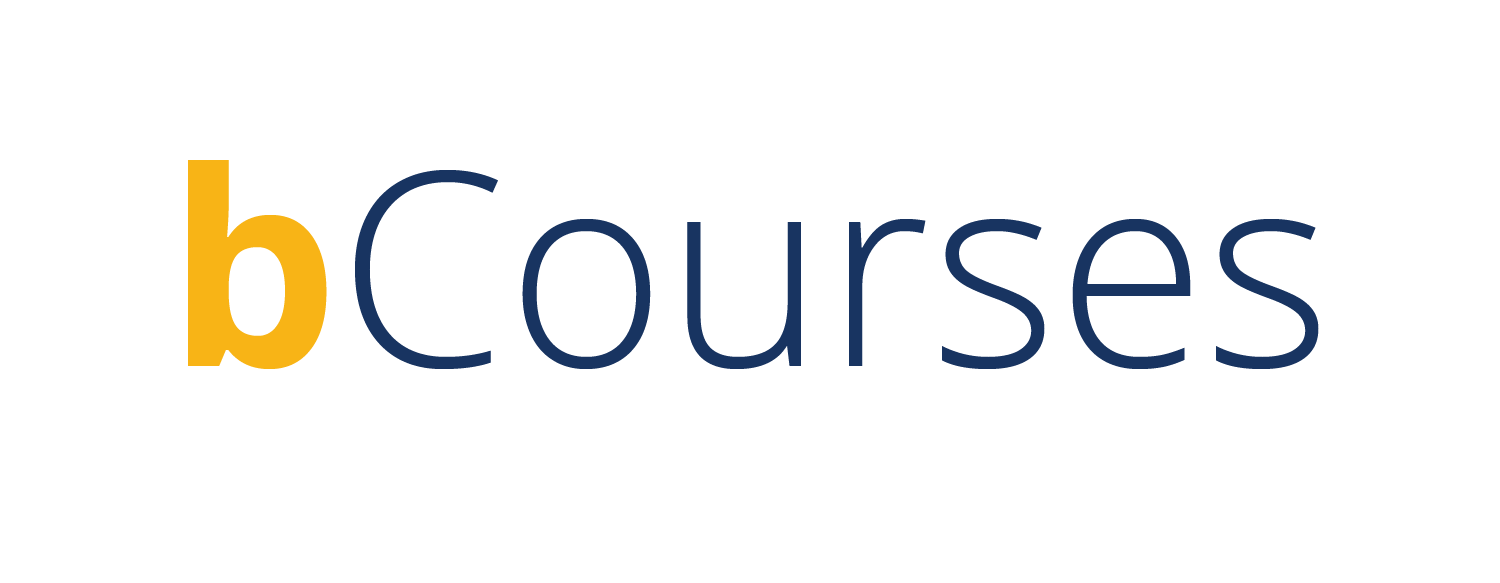 bCourses Logo