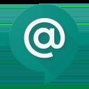 Hangouts Chat Login Button