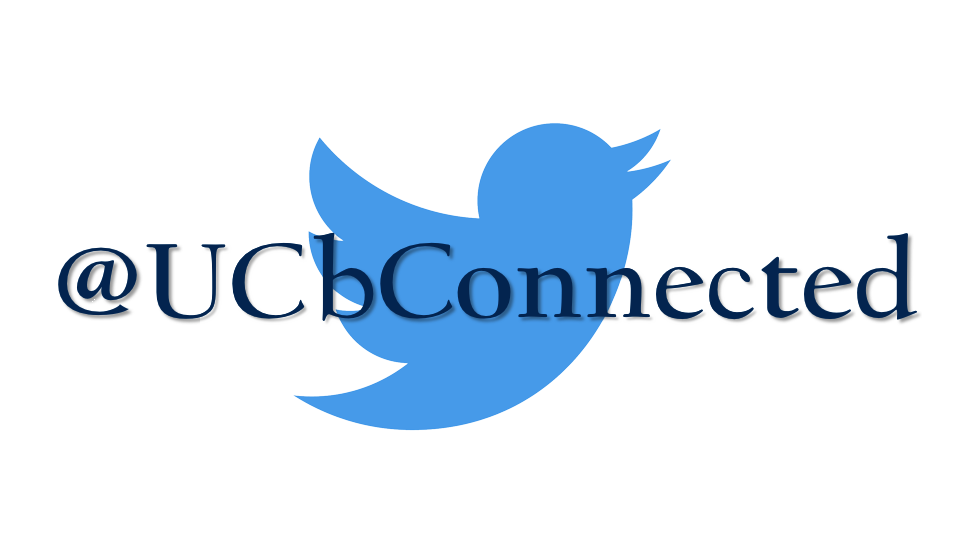 Follow bConnected on Twitter at http://twitter.com/UCbConnected